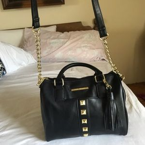 Steve Madden Barrel Satchel Bag